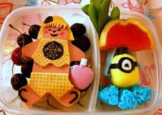 Bento Boxes- scroll through the 10 reasons you will love Japanese Bento Boxes and watch the video on kids in Japan eating lunch!:)