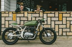 Cafe Racer, custom and classic motorcycles from around the globe. Featuring the world& top builders of custom motorcycles and Cafe Racers since Bobber Custom, Custom Cafe Racer, Cafe Racer Build, Custom Bikes, Kawasaki Cafe Racer, Cafe Racer Honda, Triumph Motorcycles, Cool Motorcycles, Vintage Motorcycles