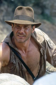 I mean . . .   Harrison Ford Sexy Pictures   POPSUGAR Celebrity Photo 8