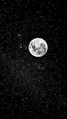 So while looking at the moon what is the first thing you get in your mind