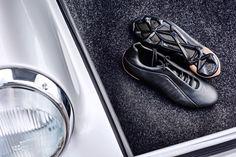 adidas et Porsche Design Team sur une paire de bottes de soccer de luxe
