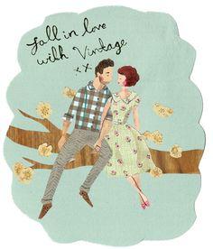 Loving all things vIntage