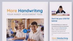 More Handwriting - comprehensive handwriting assessment for UK primary children ages 5+.  It will identify strengths, weaknesses and remedial action. Handwriting App, Spelling And Handwriting, Dyslexia Strategies, Peaceful Parenting, Teacher Resources, Assessment, Alphabet, Homeschool, Action