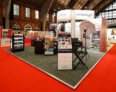 Exhibition Stands, Design, Design Comics