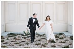 Bride and Groom outside the Payson LDS Temple by Utah County wedding photographer Brooke Bakken | LDS Bride and Groom | Modest Wedding Dress | Blush | Cream