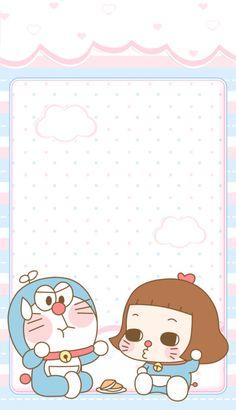 堆糖-美好生活研究所 K Wallpaper, Kawaii Wallpaper, Wallpaper Backgrounds, Cute Themes, Cute Notes, Little Twin Stars, Mickey Minnie Mouse, Note Paper, Background Pictures