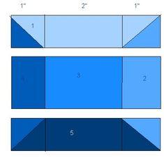 QuilterGeek   How to make a Tetris Quilt