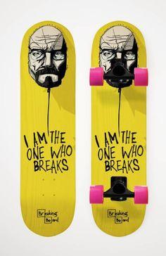 Breaking Board.
