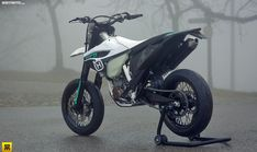 Husqvarna FS501 Supermoto custom build