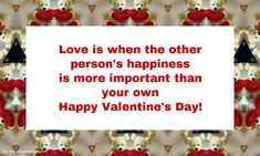 Happy Valentine's Day! Valentines Day Ecards, Valentines Day Greetings, Happy Valentines Day, Sexy Thoughts, Love Is When, Valentine's Day Greeting Cards, Emoticon, Motto, Happy Birthday