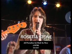 Rosetta Stone - (If Paradise Is) Half As Nice (Amen Corner) (1978) HD 08...