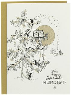 My Owl Barn: Paperchase: Christmas Cards