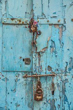 Bellasecretgarden — (via Morrocan Door, Paulina Arcklin | Door Details...