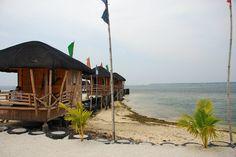 The Nomadic Pinoy: Passig Islet - philippines holiday Philippine Holidays, Davao, Pinoy, Beach Resorts, Philippines, Outdoor Decor