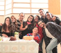 #forfun #behappy #equipe #agencia2ellis #vidaemagencia #cafédamanhã