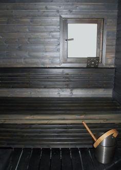 musta sauna | Musta sauna