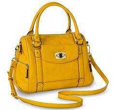 Price $39.99 Merona® Satchel Handbag with Removable Crossbody Strap- Gold