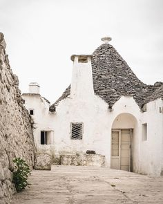 The Trulli, dry stone houses, in Alberobello, one of the iconic landmarks we will encounter in our Puglia trip, guided by Travel Around The World, Around The Worlds, Travel Sketchbook, Dry Stone, Slow Travel, Italy Travel, Italy Trip, Stone Houses, Beautiful Architecture