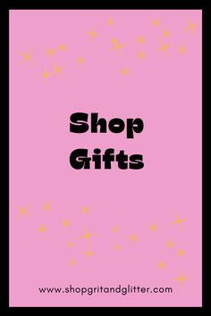 Shop the most unique, lovable, trendy gifts for women, like glittery accessories and cute graphic tees!