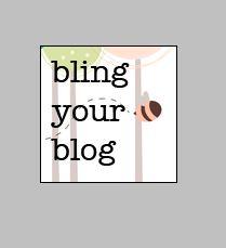 Bling your blog