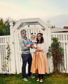 Lady & the Tramp- Babies 1st Halloween | Blake & Tigan