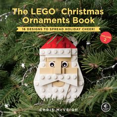 Lego Christmas Ornaments, Christmas Crafts For Kids, Christmas Design, Christmas Fun, Christmas Books, Christmas Gifts To Make, Christmas Countdown, Diy Weihnachten, Beautiful Christmas