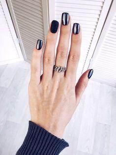 85 Best Cute and Natural ? Glitter Nails Design (Matte Nails, Acrylic Nails) … – Source by 85 Best Cute and Natural ? Glitter Nails Design (Matte Nails, Acrylic Nails) … – Source by 85 Best Cute and Natural ? Black Nails With Glitter, Black Nail Art, Glitter Nails, Black Nails Short, Black Manicure, Manicure Pedicure, Manicure Ideas, Dark Nail Designs, Classy Nail Designs