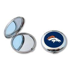 Denver Broncos Compact Mirror - Sunset Key Chains