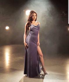 Nadine Lustre (ctto) Nadine Lustre Fashion, Nadine Lustre Outfits, Ball Dresses, Prom Dresses, Formal Dresses, Jadine, Girl Photography, Girl Crushes, Gorgeous Women