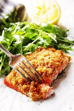 21 Day Fix Salmon Recipe, Salmon Recipes, Fish Recipes, Seafood Recipes, Mustard Salmon, Cooking Recipes, Healthy Recipes, Healthy Meals, Yummy Recipes