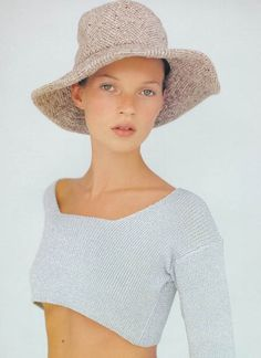 90s Kate Moss | perfect pastels