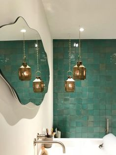 Small Bathroom, Master Bathroom, Gray Shower Tile, Earthship Home, Bali House, Tadelakt, Spanish Style Homes, Bathroom Inspo, Fireplace Design