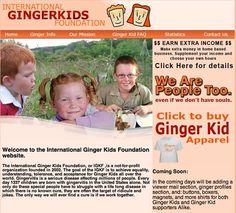 Gingervitis haha omg megan brophy!