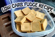 Easy Low Carb Peanut Butter Fudge Recipe: http://www.travelinglowcarb.com/6247/low-carb-peanut-butter-fudge/   #lowcarb #lchf #fatbomb
