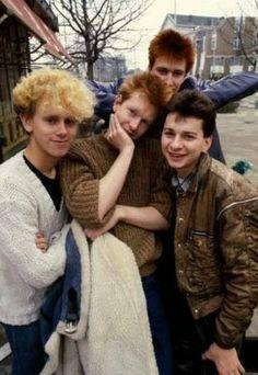 Young Depeche Mode