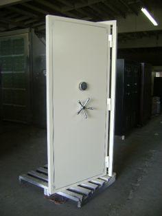 White Gun vault door