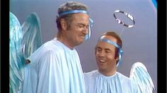an 8.5x11 photograph Ernest Borgnine  of McHale/'s Navy and Tim Conway of the Carol Burnette Show  ..