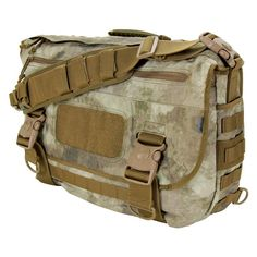 Hazard 4 Defense Courier @ TacticalGear.com Magazine Storage, Important Documents, Wall Pockets, Tactical Gear, Macbook Pro, Laptop Sleeves, Gears, Messenger Bag, Shoulder Strap