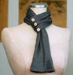 The Last Stitch/Floremark: Ingrid - the infinity scarf