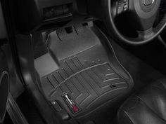 2009 Mazda MAZDA3 | WeatherTech FloorLiner custom fit car floor protection from mud, water, sand and salt. | WeatherTech.com