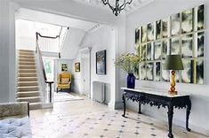 Image result for georgian hallway decor ideas