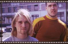 Kurt and Krist.