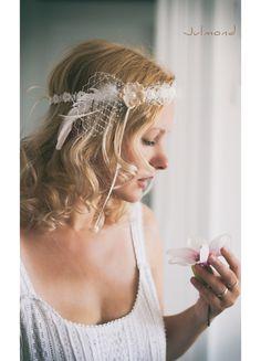 Haarband *Tanial* von Julmond von Julmond auf DaWanda.com