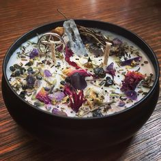Cauldron, Acai Bowl, Candles, Breakfast, Food, Acai Berry Bowl, Morning Coffee, Essen, Candy