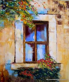 Beautiful Paintings Of Flowers, Soft Pastel Art, Hand Painted Walls, Art Drawings Sketches Simple, Rock Painting Designs, Happy Paintings, Window Art, Watercolor Techniques, Painting Inspiration