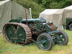 Fordson Half Tracked Tractor -1941 by Kathie Lane
