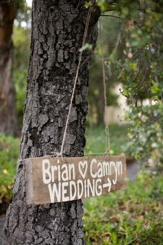 SEÑALES… // Wedding Signs…