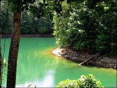 Lake Hiawasee, Murphy, North Carolina
