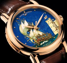 ulysse nardin , the san marco collection