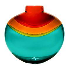 Nefertiti Glass Vases